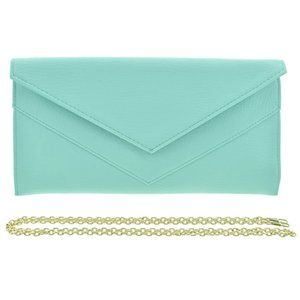Leatherette Evening Bag